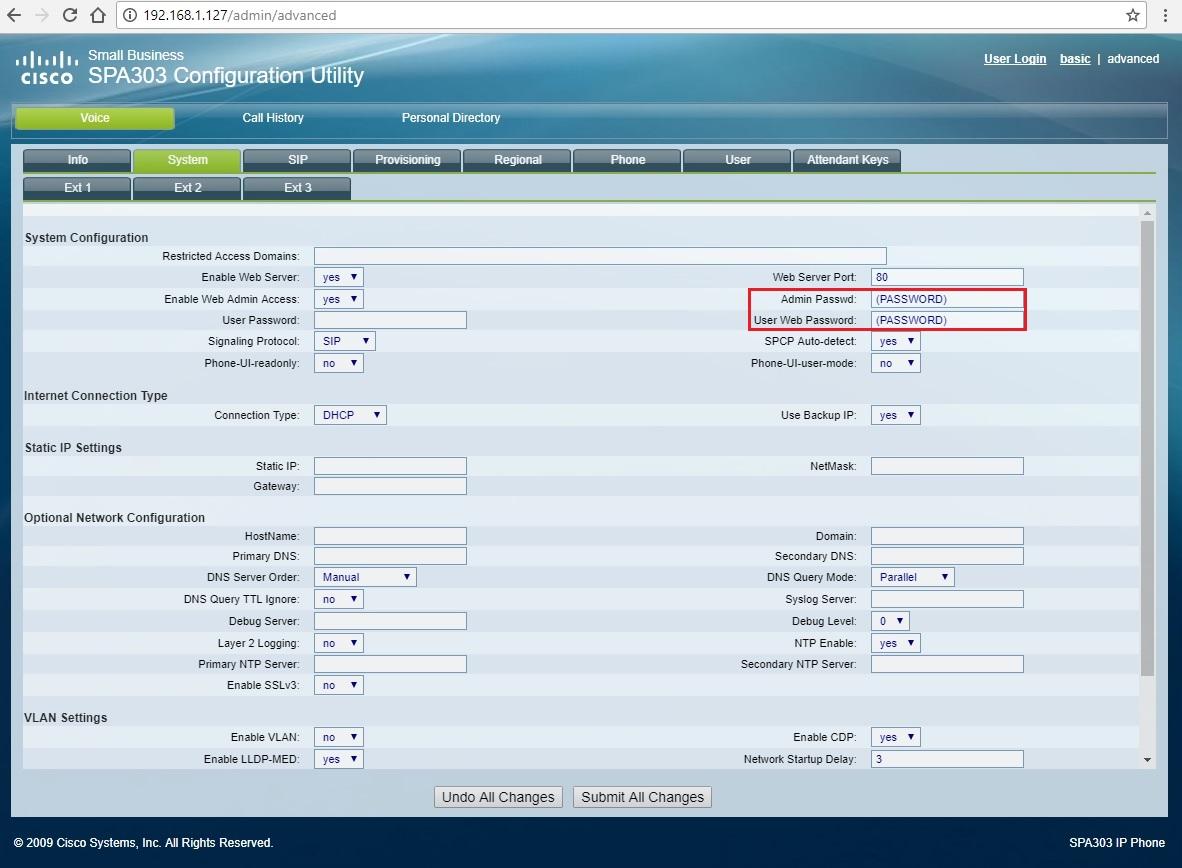 Setup Cisco SPA300 Series Handset – SiPalto Helpdesk